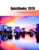 Quickbooks 2015 A Complete Course