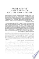 Military Effectiveness: Volume 2, The Interwar Period : of the military institutions of france, germany, russia,...