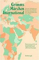 Grimms Märchen international: Texte