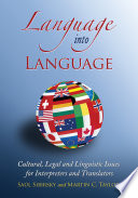 Language into Language