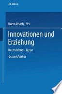 Innovationen und Erziehung