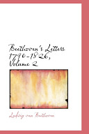 Beethoven s Letters 1790 1826