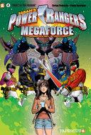 Power Rangers Megaforce  4  Broken World