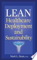 Lean Healthcare Deployment and Sustainability