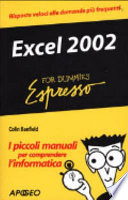 Excel 2002 Espresso For Dummies