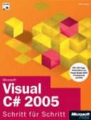 Microsoft Visual C# 2005 - Schritt für Schritt