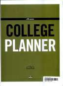 SparkNotes college planner