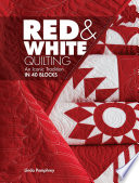 Red   White Quilting