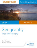Ccea As Unit 1 Geography Student Guide 1 Physical Geography