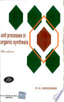 Unit Processes in Organic Synthesis