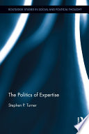 The Politics of Expertise