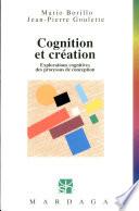 Cognition et création