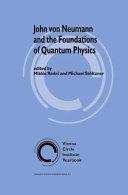 download ebook john von neumann and the foundations of quantum physics pdf epub