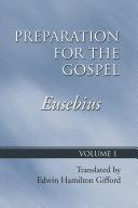 Preparation for the Gospel