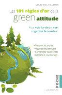 illustration Les 101 règles d'or de la Green attitude
