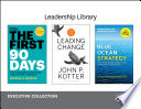 Harvard Business Review Leadership Library  The Executive Collection  12 Books