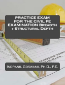 Practice Exam for the Civil Pe Exam