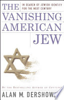 The Vanishing American Jew That The Dwindling Of Anti Semitism In America Actually