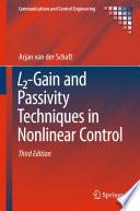 L2 Gain and Passivity Techniques in Nonlinear Control