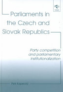 Parliaments in the Czech and Slovak Republics