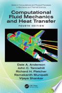 Computational Fluid Mechanics And Heat Transfer