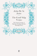 The Good Ship Venus