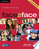 Face2face Elementary Student s Book with DVD ROM