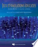 Jeux et Simulations éducatifs