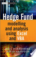 Review Hedge Fund Modeling and Analysis Using Excel and VBA