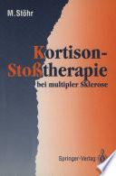 Kortison-Stoßtherapie bei multipler Sklerose
