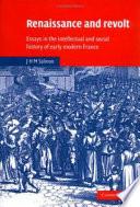 Renaissance and Revolt