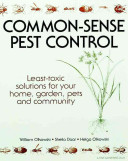 Common sense Pest Control