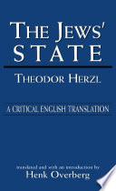 The Jews  State