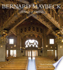 Bernard Maybeck Architects His Landmark Buildings Include The Palace
