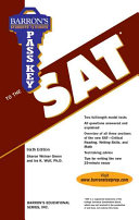 Pass Key to the SAT
