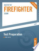 Master the Firefighter Exam  Test Preparation