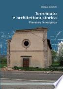 Terremoto e architettura storica