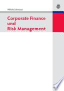 Corporate Finance und Risk Management