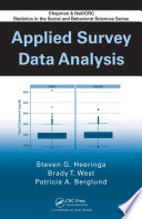 Applied Survey Data Analysis book