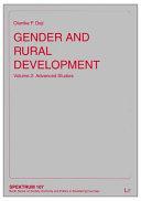 Gender and Rural Development: Advanced studies