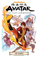 Avatar: The Last Airbender--The Search Omnibus Book