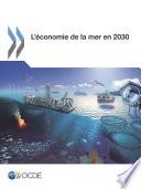 L'économie de la mer en 2030