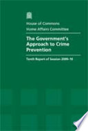 The Government s Approach to Crime Prevention