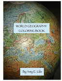 World Geography Coloring Book