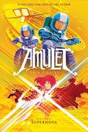 Book Supernova (Amulet #8)
