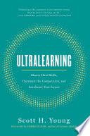 Ultralearning Book PDF