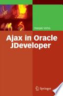 illustration Ajax in Oracle JDeveloper