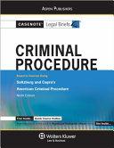 Casenote Legal Briefs  Criminal Procedure Keyed to Saltzburg   Capra  9th Ed