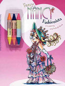 Fancy Nancy  Fashionista  A Coloring and Activity Book