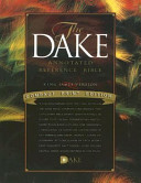 Dake Annotated Reference Bible KJV Compact Zipper
